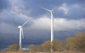 В строительство ветропарков в России инвестируют два миллиарда евро