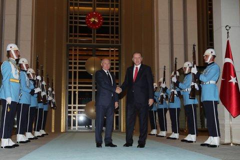 Путин и Эрдоган выступили против курдского референдума. Импорт томатов в Россию — разрешили
