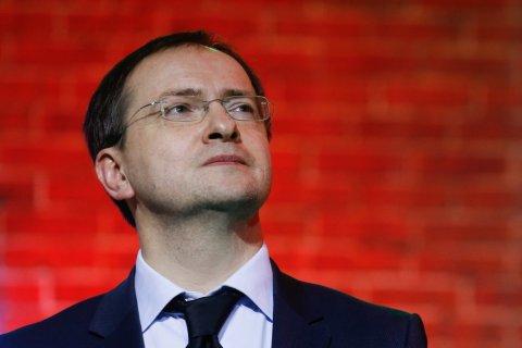 Министр культуры Владимир Мединский стал Человеком года