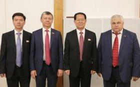 Дмитрий Новиков: Российские коммунисты будут развивать и укреплять дружбу с народом Северной Кореи
