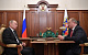 Геннадий Зюганов представил Путину проект КПРФ по выводу страны из кризиса