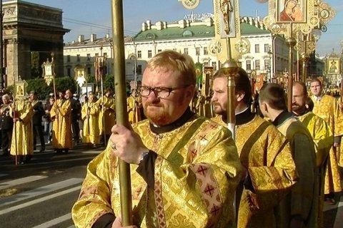 Боярский предложил передать церкви стадион «Зенит-Арена»