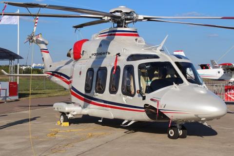 «Роснефть» потратила на перевозки люксовыми вертолетами 21 млрд рублей — больше всех в мире