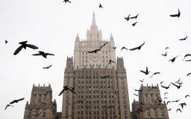 МИД РФ обвинил Волкера в продвижении силового сценария в Донбассе