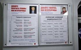 «Покорил вершину». Петербуржцы потроллили врио губернатора Беглова за неубранный снег