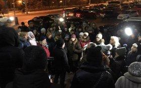 В Челябинске жители из-за смога провели массовую акцию и добились встречи с главой города. Телеканал «Россия 1»: Не было такого