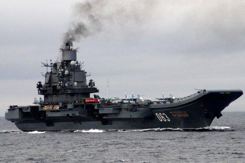 В НАТО увидели крупнейшее со времен холодной войны развертывание российского флота
