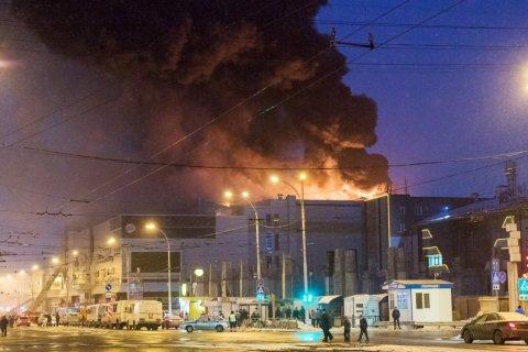 Число жертв пожара в Кемерово возросло до 53