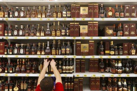 Минфин предложил повысить минимальные розничные цены на водку