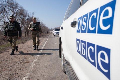 Миссия ОБСЕ: В Донбассе время от времени становится «жарко»