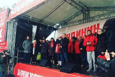 Павел Грудинин: 18 марта — это «сталинградская битва» за справедливость