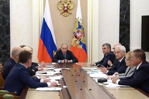 Путин потребовал заложить в бюджет индексацию пенсий в 2017 году по инфляции