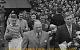 Наши футболисты победили англичан. 1945 год. Видео.