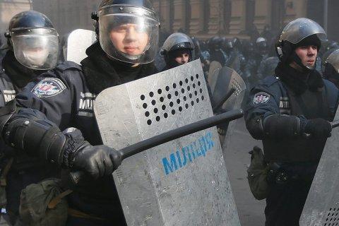 На Украине арестованы экс-бойцы «Беркута»