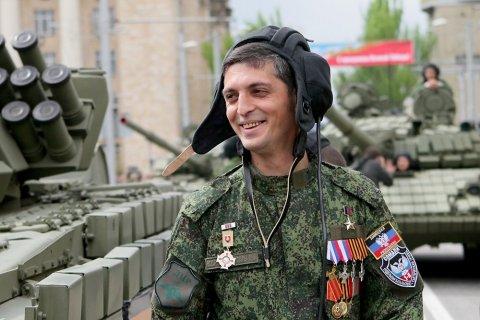 В Донбассе убит командир ополченцев Гиви. Видео