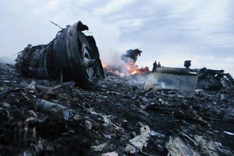 Минобороны России заявило, что ракета, сбившая малазийский лайнер MH17, принадлежала Украине