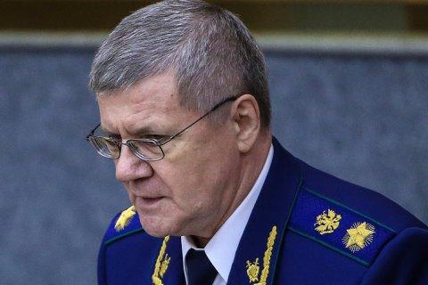 Лидеры фракций проигнорировали выступление генпрокурора Чайки в Госдуме