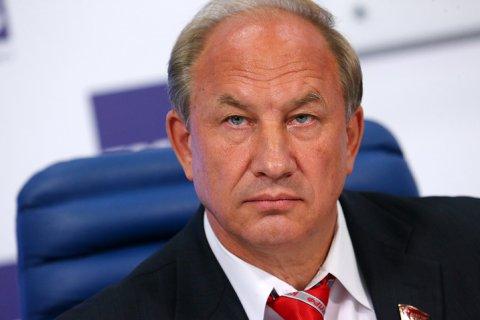 Валерий Рашкин потребовал от ФСБ и Генпрокуратуры проверить высказывания Собчак о Крыме