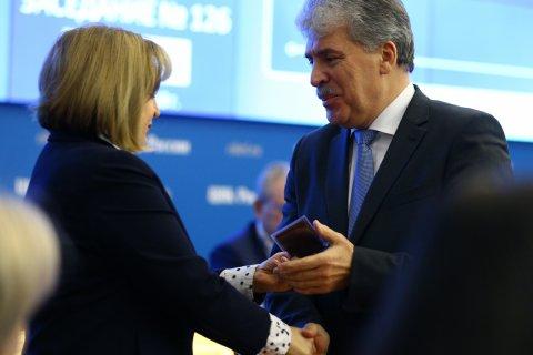 Памфилова назвала беспрецедентным то, что все кандидаты успешно прошли проверку подписей