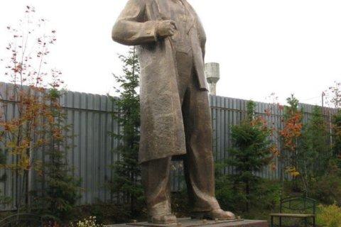 В Ханты-Мансийске установят памятник Ленину