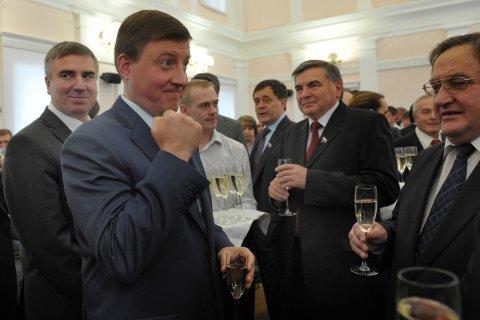 Песков счел неуместным вопрос о неоднозначной репутации Турчака