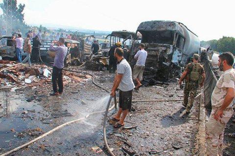 При терактах около российской базы в Сирии погибли 30 человек