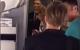 Собчак устроила скандал в самолете. Видео