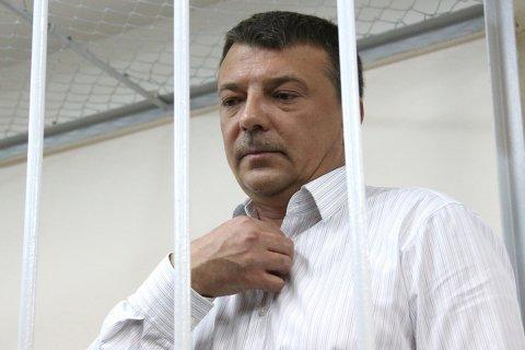 Начальника собственной безопасности Следственного комитета России приговорили к 13 годам колонии