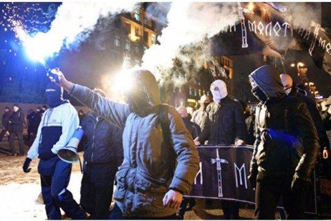 Иносми: Украинские радикалы зовут на Майдан людей с оружием