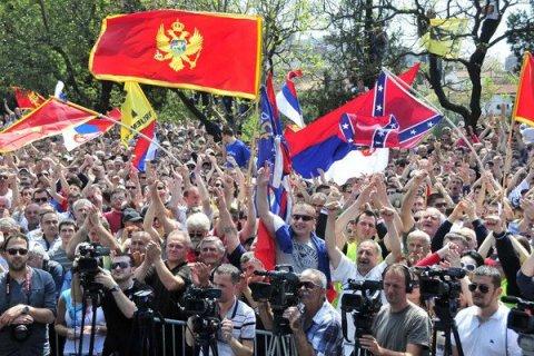 В Черногории предотвращен мятеж. Обвиняют Россию. Подробности