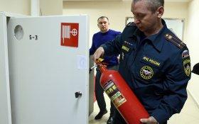 МЧС обнаружило 270 тысяч нарушений при проверках после пожара в «Зимней вишне»