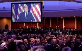 Трамп назвал США лучом света для других наций