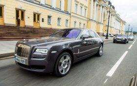 Владельцев «Роллс-Ройсов» уличили в уклонениях от транспортного налога