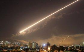 Ракетные удары по Сирии. Подробности
