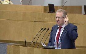 Сергей Обухов: Грабеж граждан неприемлем в любом виде