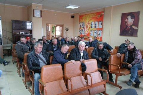 Забайкальский крайком КПРФ поможет дальнобойщикам создать профсоюз