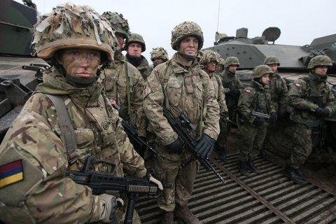 США выделили на военную помощь Украине 350 млн долларов