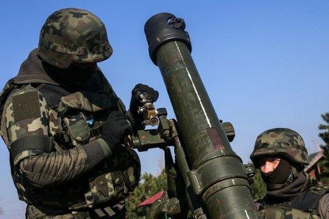 Украинские силовики за сутки 812 раз обстреляли Донбасс