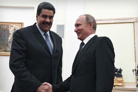 Россия согласилась отсрочить выплату долга Венесуэлы в 3 млрд