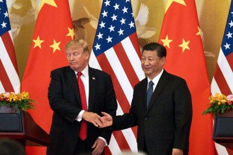 Китай уступил США в торговой войне