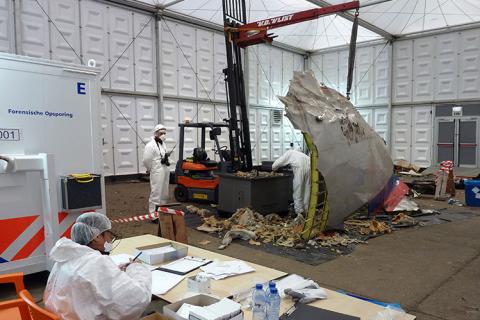 Нидерланды опубликовали отчет по авиакатастрофе MH-17