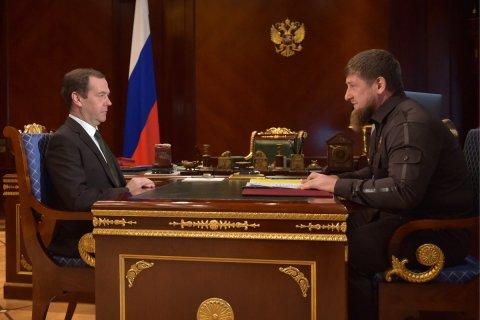 Россияне стали лучше относиться к Кадырову