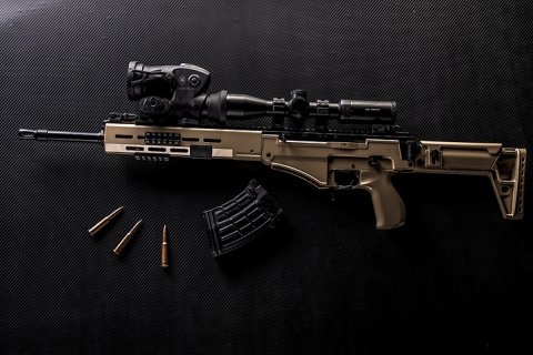 В Сирии террористы используют снайперские винтовки с российской электроникой