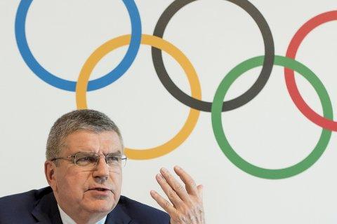 Глава МОК рассказал о подготовке санкций против России за Сочи-2014