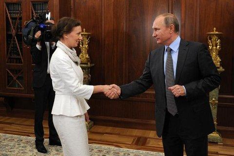 Путин назначил нового уполномоченного по правам ребенка