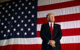 Рейтинг Трампа стал самым низким среди всех Президентов США за последние 70 лет