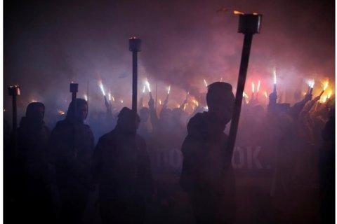 Иносми: ультранационалисты подрывают репутацию Киева в глазах Европы