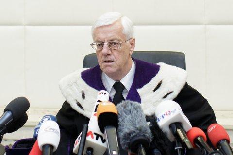 В Австрии отменили результаты президентских выборов