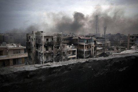 Постпред Сирии при ООН: США не дают сирийским войскам освободить Дейр-эз-Зор