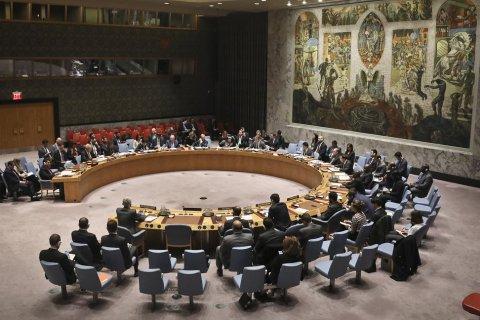 В Совбезе ООН призвали Россию остановить выборы в Донбассе